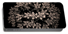 Planet Milkweed Portable Battery Charger by Tim Good