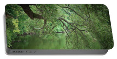 Planted By The Water Portable Battery Charger