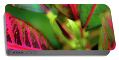 Plants In Hawaii Portable Battery Charger