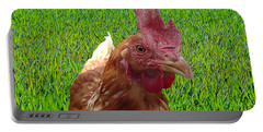 Play Chicken Portable Battery Charger