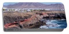 Playa Blanca - Lanzarote Portable Battery Charger