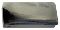 Playa Negra Beach At Sunset In Costa Rica Portable Battery Charger
