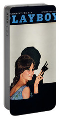 Playboy, September 1963 Portable Battery Charger