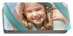 Playground Fun Portable Battery Charger