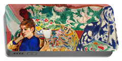 Playing With Henri Matisse Portable Battery Charger