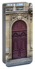 Plum Door - Paris, France Portable Battery Charger