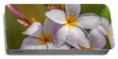 Plumeria 2 Portable Battery Charger