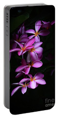 Plumeria Light Portable Battery Charger