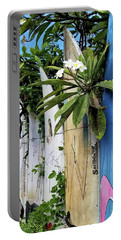 Plumeria Surf Boards Portable Battery Charger