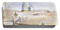 Plymouth Light In Winter Portable Battery Charger