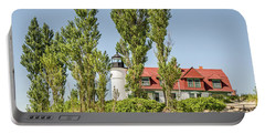 Point Betsie Lighthouse Portable Battery Charger