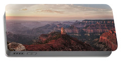 Point Imperial Sunrise Panorama I Portable Battery Charger