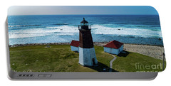 Point Judith Lighthouse Portable Battery Charger