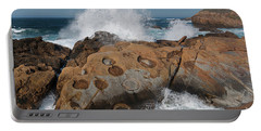 Point Lobos' Concretions Portable Battery Charger