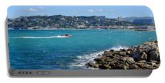 La Pointe Rouge Marseille Portable Battery Charger