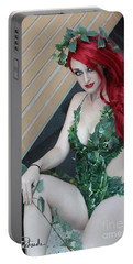 Poison Ivy - Cosplay Portable Battery Charger