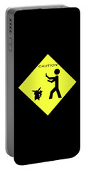 Portable Battery Charger featuring the photograph Pokemon Go by Shane Bechler