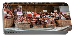 Poland Meat Market Portable Battery Charger