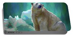Polar Bear Portable Battery Charger