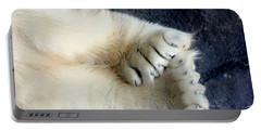 Polar Bear Paws Portable Battery Charger