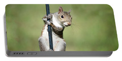 Portable Battery Charger featuring the photograph Pole Dancer 283 by Ericamaxine Price