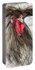 Polish Rooster Portable Battery Charger