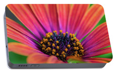Portable Battery Charger featuring the photograph Pollen by Keith Hawley