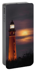 Ponce De Leon Full Moon Portable Battery Charger