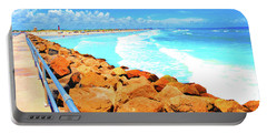 Ponce Inlet Jetty  Portable Battery Charger