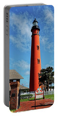 Ponce Inlet Light Portable Battery Charger