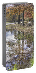 Pond Bench Ponderings Portable Battery Charger