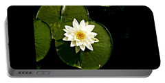 Pond Lily Portable Battery Charger