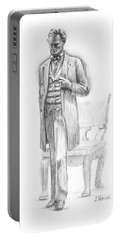 Pondering Lincoln Portable Battery Charger