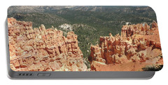 Ponderosa Point - Bryce Canyon Portable Battery Charger by Jayne Wilson