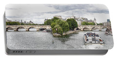 Pont Neuf Panorama Portable Battery Charger