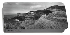 Portable Battery Charger featuring the photograph Ponta Das Contendas  by Kelly Hazel