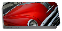 Pontiac Chieftain 1954 Front Portable Battery Charger