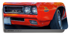 Pontiac G T O Judge 1969 Convertible Portable Battery Charger