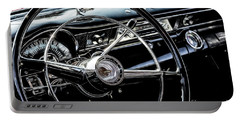 Portable Battery Charger featuring the photograph Pontiac Gto by Brad Allen Fine Art