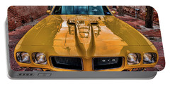 Pontiac Gto - The Judge Portable Battery Charger