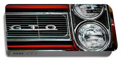 Pontiac Gto Portable Battery Charger