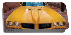 Pontiac Muscle Portable Battery Charger