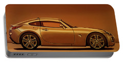 Pontiac Solstice Coupe 2009 Painting Portable Battery Charger