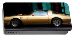 Pontiac Trans Am Portable Battery Charger