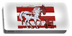 Pony And Pup Portable Battery Charger