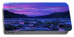 Pony Pasture Sunset Portable Battery Charger