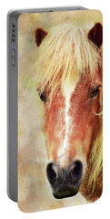 Pony Portrait Portable Battery Charger