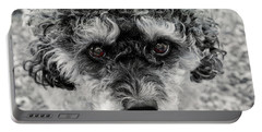Poodle Eyes Portable Battery Charger