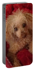 Poodle Love Portable Battery Charger