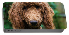 Poodle Pup Portable Battery Charger